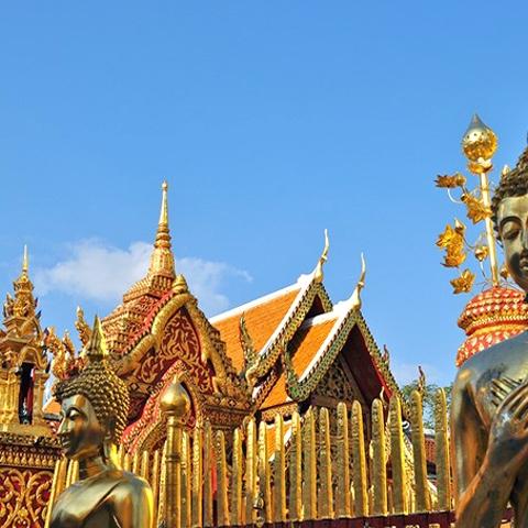 Du lịch Thái Lan khởi hành từ Đà Nẵng 5 ngày 4 đêm