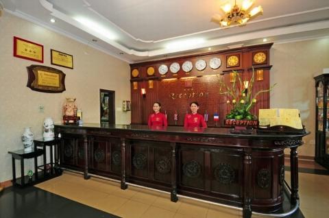 Khách sạn Duy Tân tại Huế