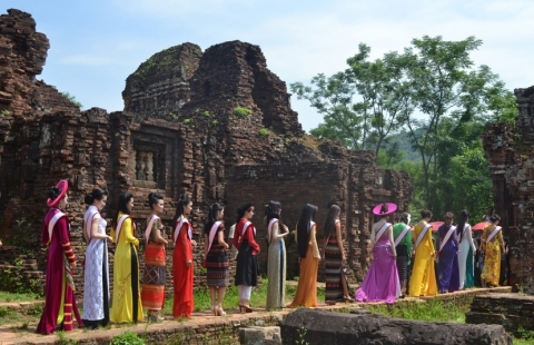 Khám phá Thánh địa Mỹ Sơn Quảng Nam trong 1 ngày