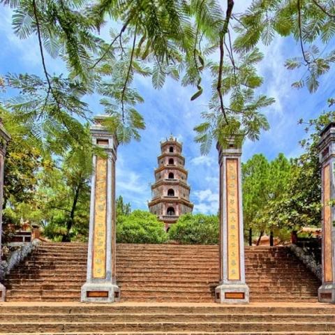 Du lịch Đà Nẵng, Bà Nà, Sơn Trà, Hội An, Huế, Quảng Bình 5 ngày
