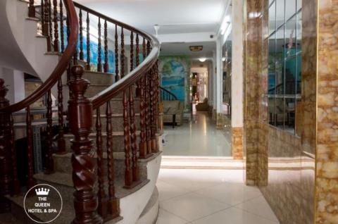 Khách sạn The Queen Hotel & Spa Hà Nội