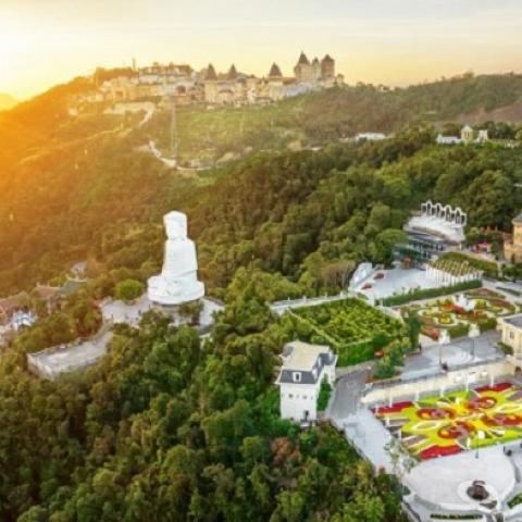 Tour du lịch Bà Nà hills khởi hành từ TP Hồ Chí Minh