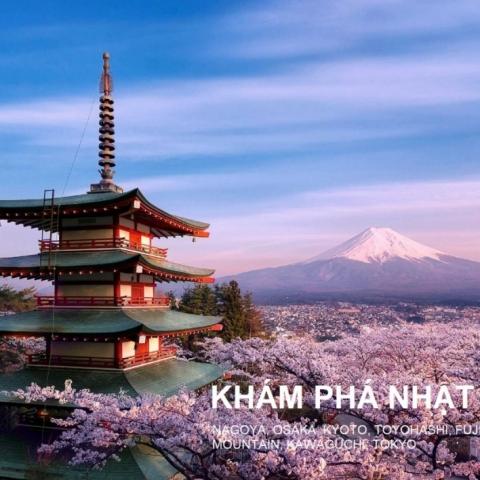 Du lịch Nhật Bản, ngắm hoa tú cầu tại đất nước mặt trời mọc