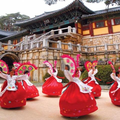 Du lịch Hàn Quốc từ Đà Nẵng, tour đi Seoul, Nami, Everland