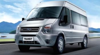 Cho thuê xe 16 chỗ ford transit phục vụ du lịch