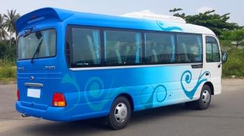 Thuê xe du lịch Hyundai County 29 chỗ Đà Nẵng