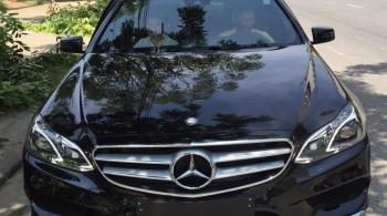 Cho thuê xe Mercedes E200 tại Đà Nẵng