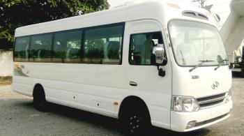 Thuê xe du lịch County 29 chỗ tại Đà Nẵng