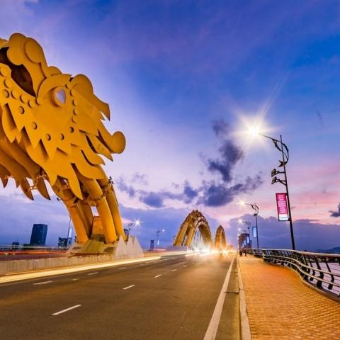 Tour du xuân tại Đà Nẵng - Công Viên Châu Á - Huế - Hội An - Bà Nà