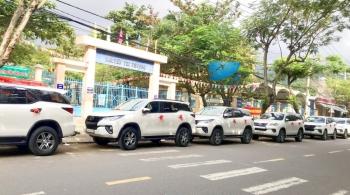 Thuê xe 7 chỗ Fortuner Toyota Đà Nẵng giá tốt