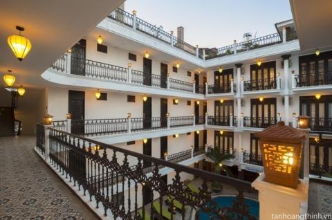 Đặt phòng khách sạn Acacia Heritage Hotel  Họi an