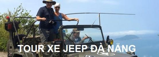 Khám phá Sơn Trà thú vị với tour Xe Jeep Đà Nẵng