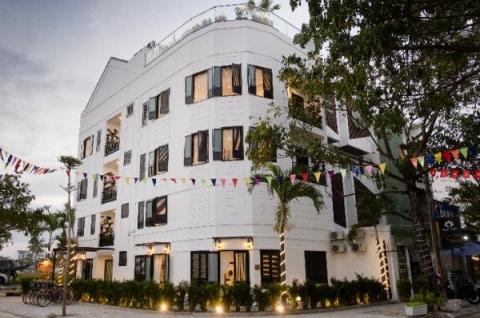 cho thuê căn hộ du lịch MINH TRAN APARTMENT & HOTEL HOI AN