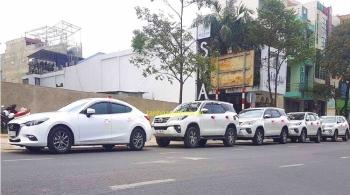 Thuê xe du lịch Toyota Fortuner 7 chỗ Đà Nẵng