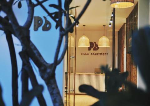 thuê căn hộ P&B Villa Apartment Đà Nẵng