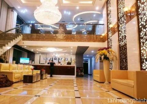 Khách sạn 4 sao LÊ HOÀNG BEACH tại Đà Nẵng
