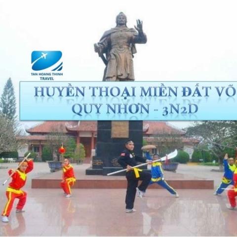 Tour Quy Nhơn - Miền đất võ 3N2D