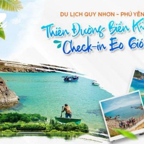 Tour Quy Nhơn - Phú Yên từ Đà Nẵng 3N2D