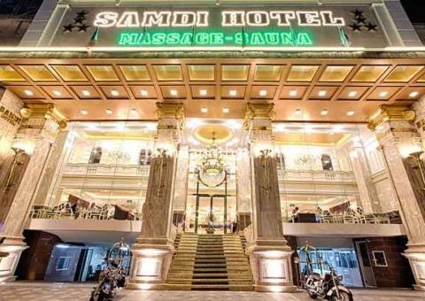 Đặt phòng khách sạn 4 sao Samdi giá tốt tại Đà Nẵng