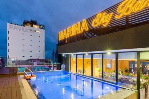Đặt phòng khách sạn Dana Marina tại Đà Nẵng