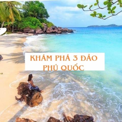 Tour Phú Quốc từ Đà Nẵng-4N3D