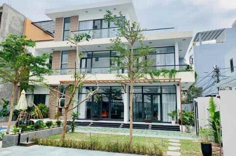Cho thuê villa đường Mỹ Đa Đông 8 - Ngũ Hành Sơn - Đà Nẵng.