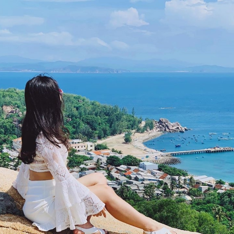 Đảo Ngọc Cù Lao Xanh