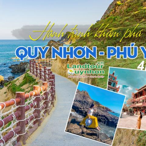 TOUR QUY NHƠN - PHÚ YÊN 4N3D