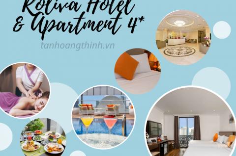 Roliva Hotel & Apartment 4 sao Đà Nẵng