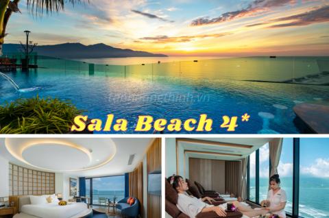 Phòng khách sạn Sala Beach 4 sao giá rẻ